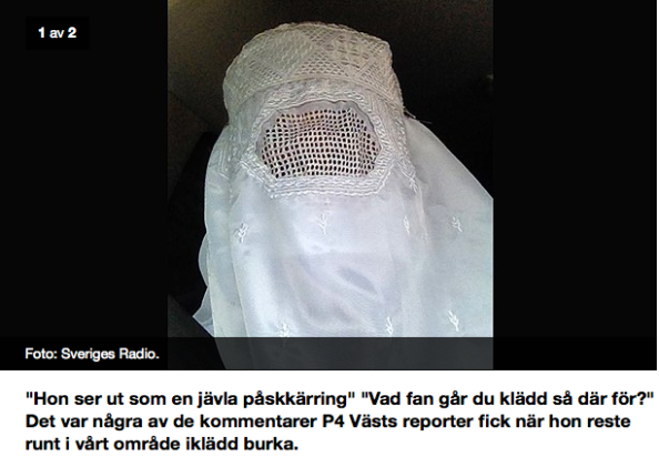 SR burkareportage