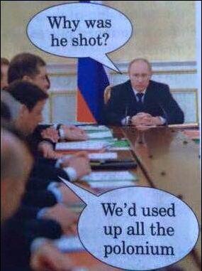 Putin-Polonium
