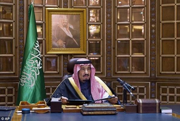 Salman bin Abdul Aziz al-Saud