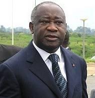 Laurent Gbagbo-Elfenbebskusten