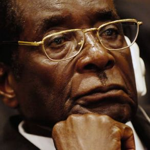 Robert Mugabe - Zimbabve