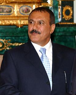 Ali Abdullah Saleh-Jemen