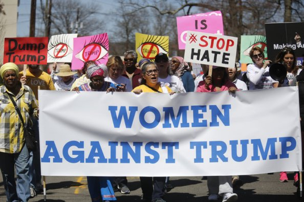 woman-against-trump