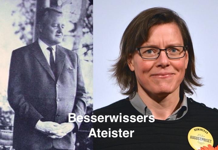 Lena Andersson i ateismens tjänst