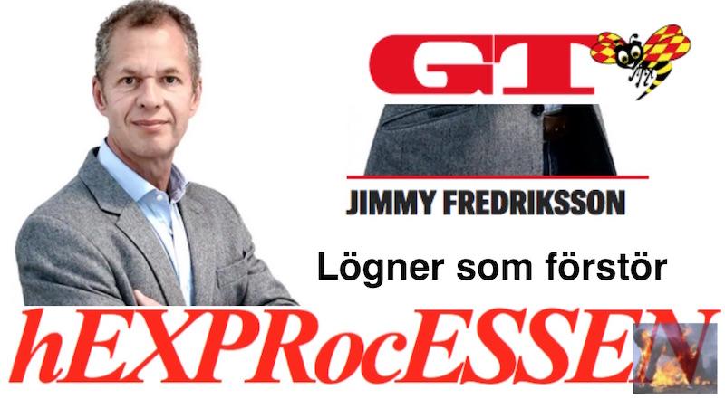 Jimmy Fredriksson – skurkaktig publicist