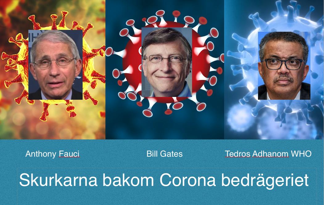 Coronarädslan undergräver vår frihet och vårt förstånd!